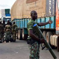 En Côte d'Ivoire, les mutins contrôlent la ville de Bouaké