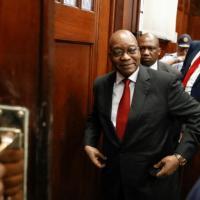 Zuma continue d'embarrasser le président Ramaphosa