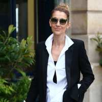 L'étonnante tenue de Céline Dion pour prendre l'avion