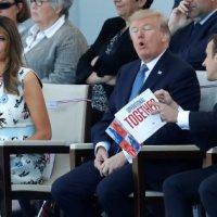 Les Américains vont en vouloir à Macron d'avoir donné à Trump cette idée à 92 millions de dollars