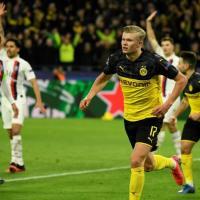 C1: Paris perd la première manche contre Dortmund... même avec Neymar