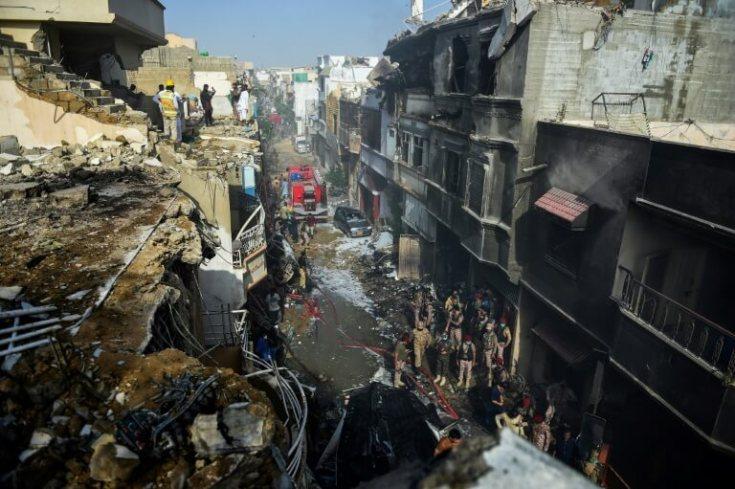 Karachi au Pakistan
