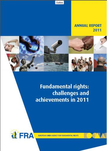 Fundamental rights: challenges and achievements in 2011