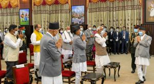 cabinet minister Oath