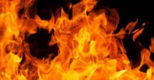 Five houses gutted in fire in Jhapa and Chitwan