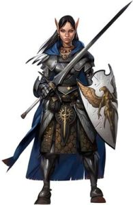 Art by Eric Belisle, © Paizo, Inc.