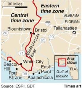 timezone-map