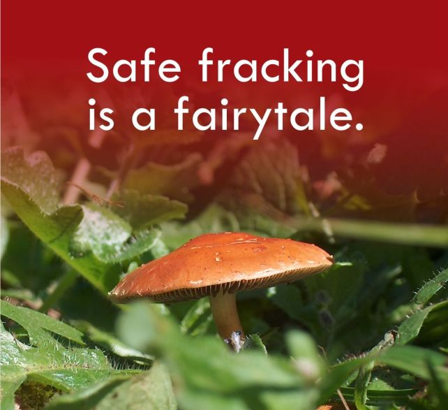 Safe Fracking is a fairy tale