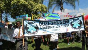 DUCT Water March