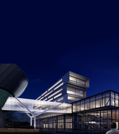 Wayfinding Consultants Exhibition Centre Liverpool