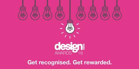 FRA Shortlisted for Design Week Awards 2018