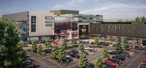 Appointed for second phase of Rushden Lakes