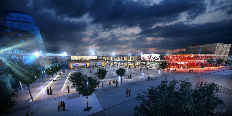 Wayfinding Strategy for Wolverhampton Westside Link