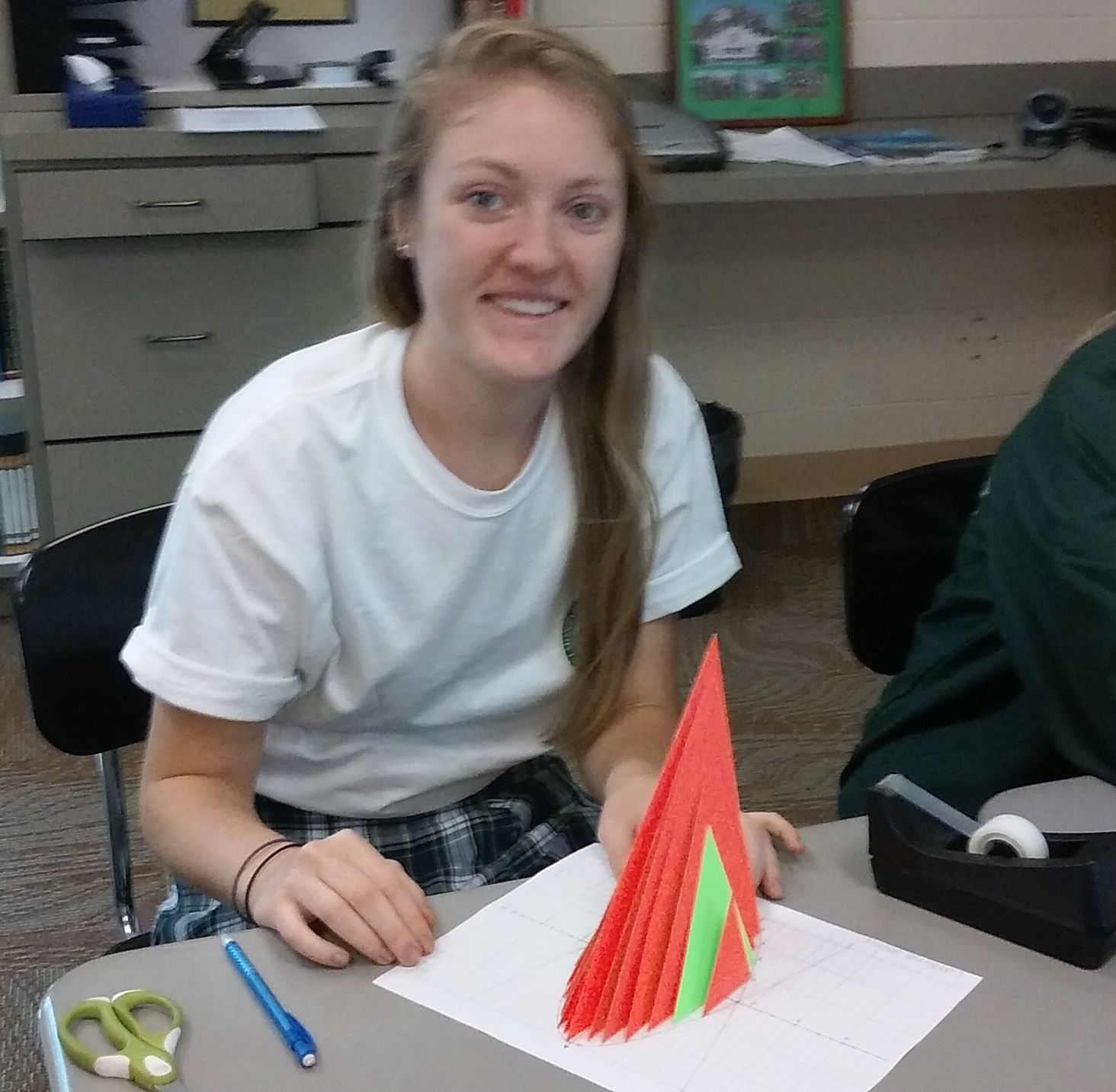 Modeling Solids Of Known Cross Sections