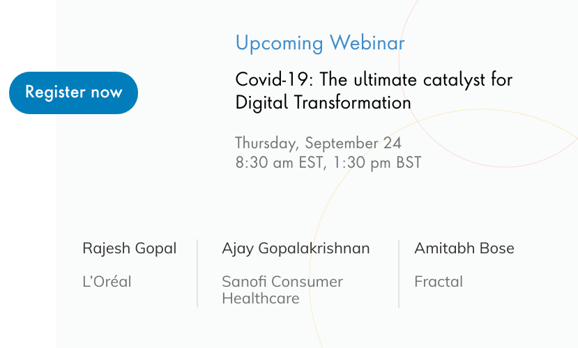 COVID-19: The ultimate catalyst for Digital Transformation