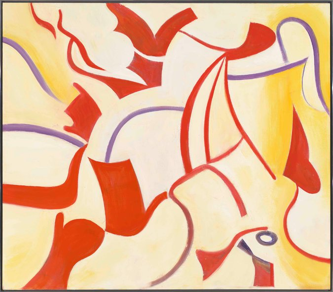 privileged untitled XX de kooning - Fractal analysis reveals early signs of cognitive decline in paintings