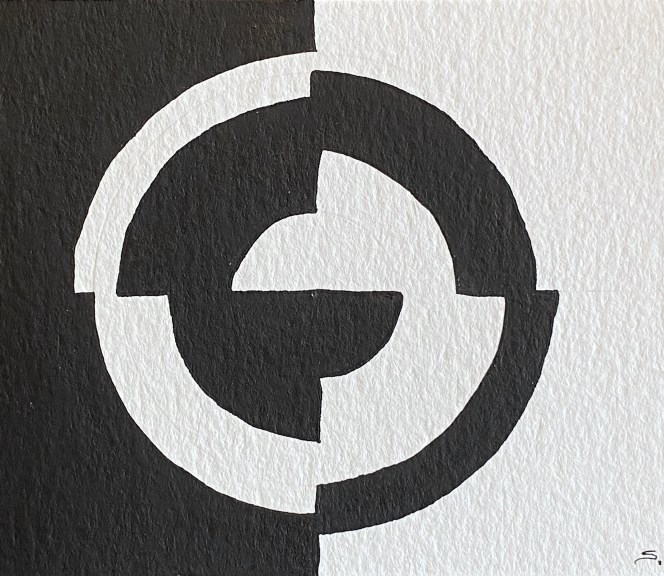 10/6/20: Spiral - Quarter Turn