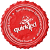 Quirk SEO Certified Badge