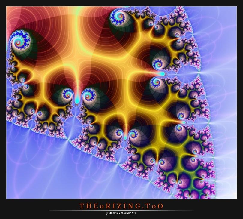 fractal art theorizing