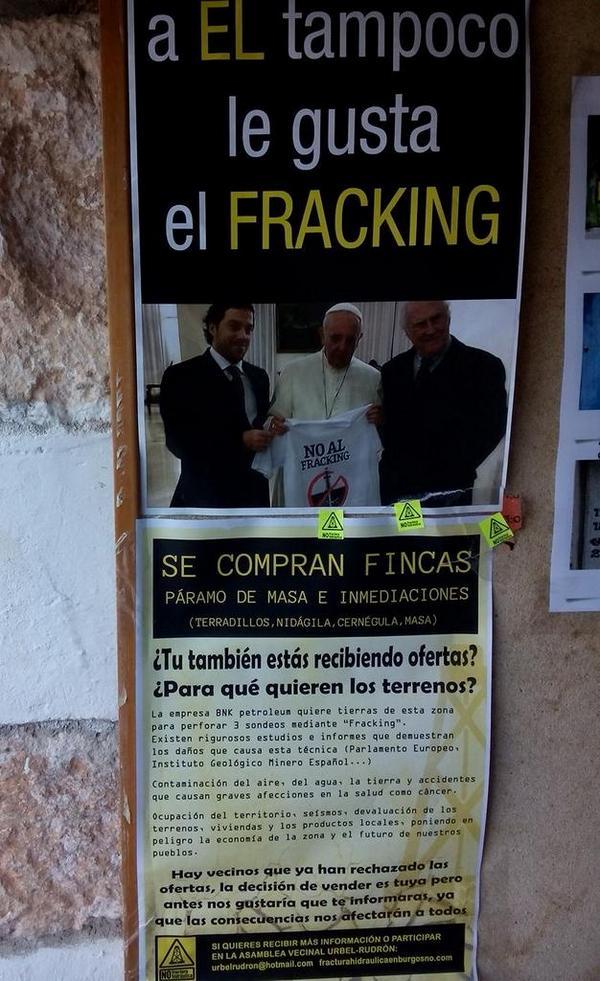 papa fracking