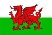 Gales bandera