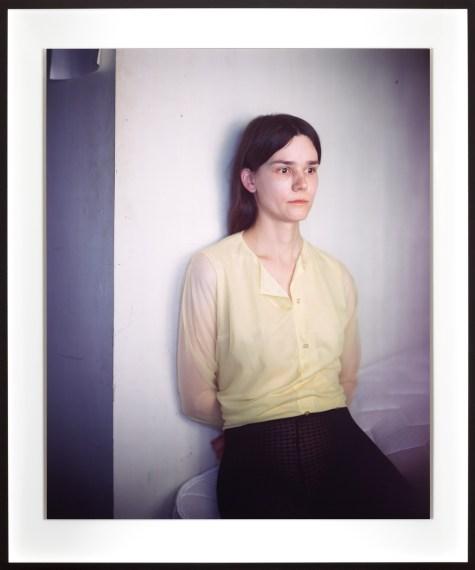Melanie, 2015, unique Ilfochrome photograph