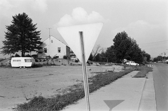 Knoxville, Tennessee, 1971, gelatin-silver print