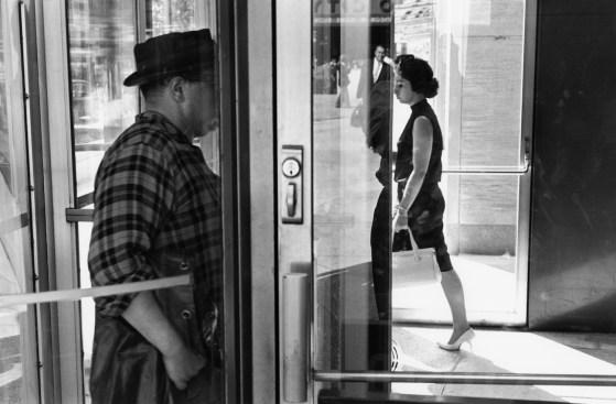 New York City, 1963, gelatin-silver print