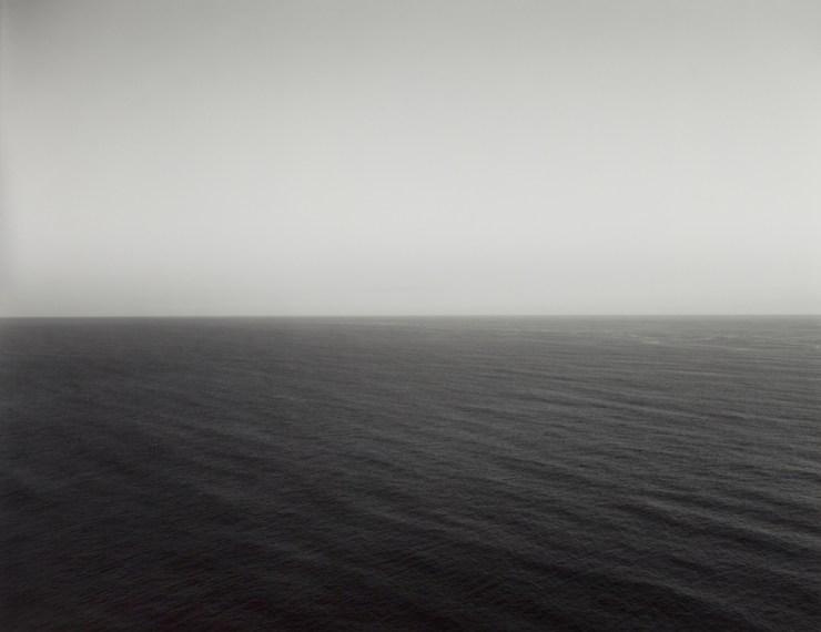 North Pacific Ocean, Oregon I, 1985, gelatin-silver print
