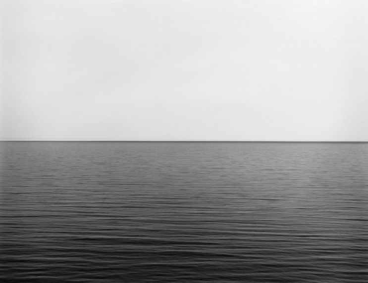 Lake Superior, Point Isabelle, 2003, gelatin-silver print