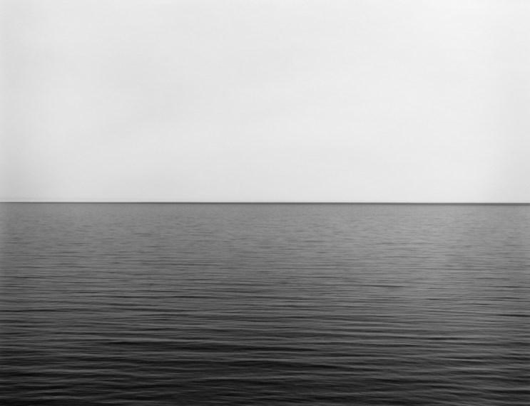 Lake Superior, Point Isabelle, 2003, gelatin-silver print