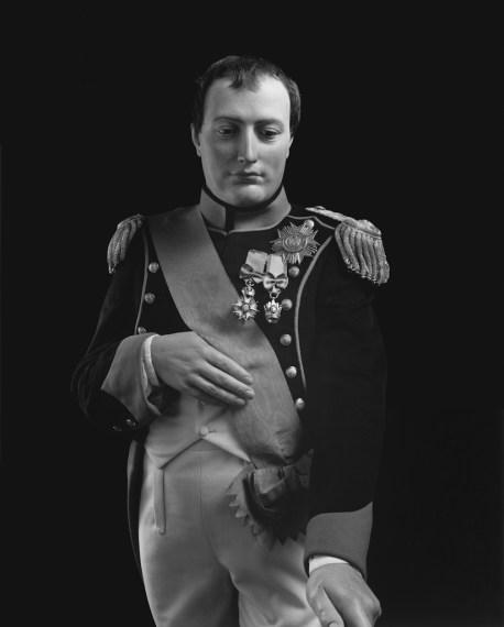 Napoleon Bonaparte, 1999, gelatin-silver print