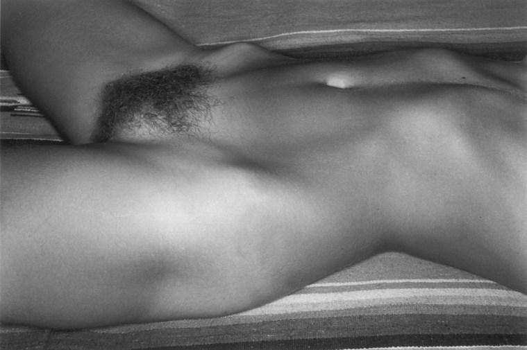 Nude, 1979, gelatin-silver print