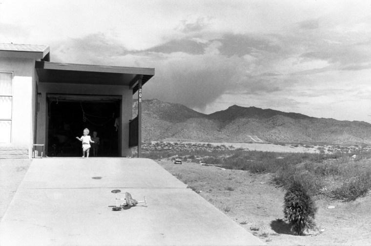 Albuquerque, New Mexico, 1957, gelatin-silver print