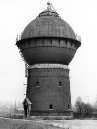 Water Tower, Crailsheim, Germany, 1980, gelatin-silver print
