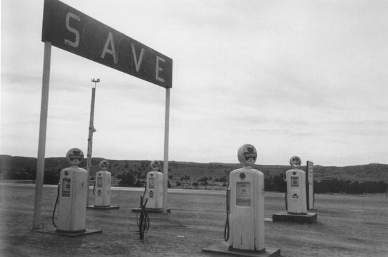 Santa Fe, New Mexico, ca. 1955, gelatin-silver print