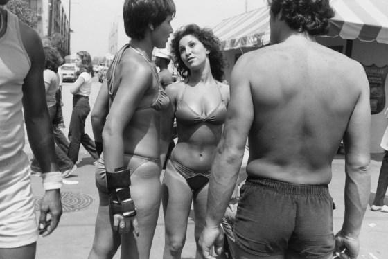 Los Angeles, ca. 1979, gelatin-silver print