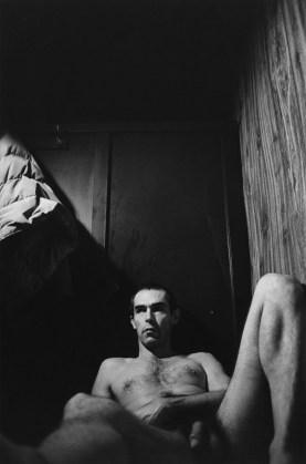 Self-Portrait in the Baths, 1979