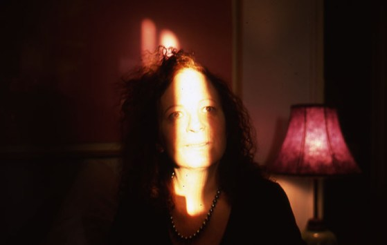 The light in my bedroom, 13th Street, NYC, 1996