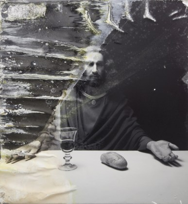 Hiroshi Sugimoto, The Last Supper: Acts of God (detail), 1999/2012