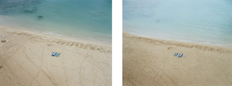 Untitled (#172/170-04), 2004, two chromogenic prints