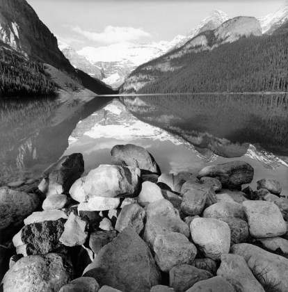 Lee Friedlander, Lake Louise, Alberta, Canada, 2000