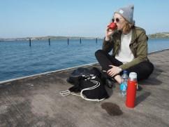 Ohne Thermo geht nix in Schweden