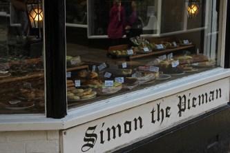 Simon the Pieman - yummy