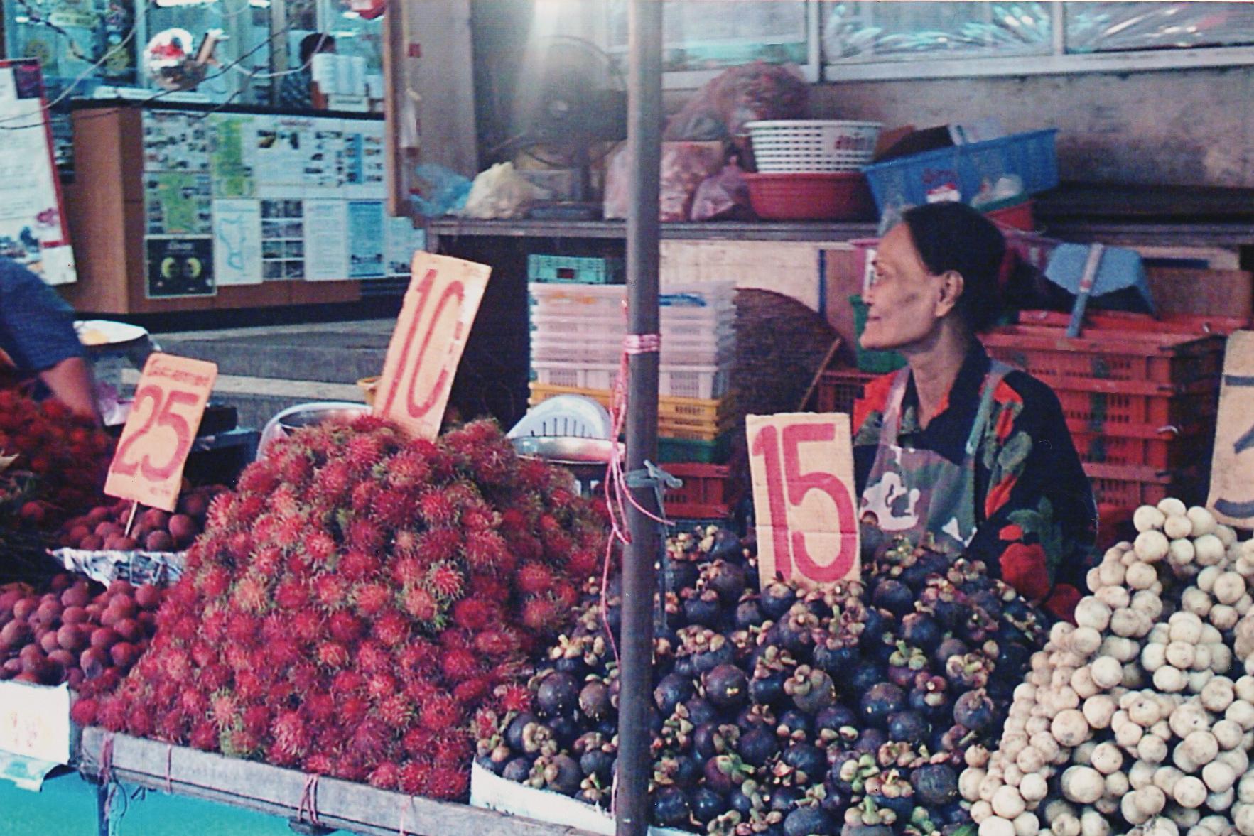Thailand 2001~part 1