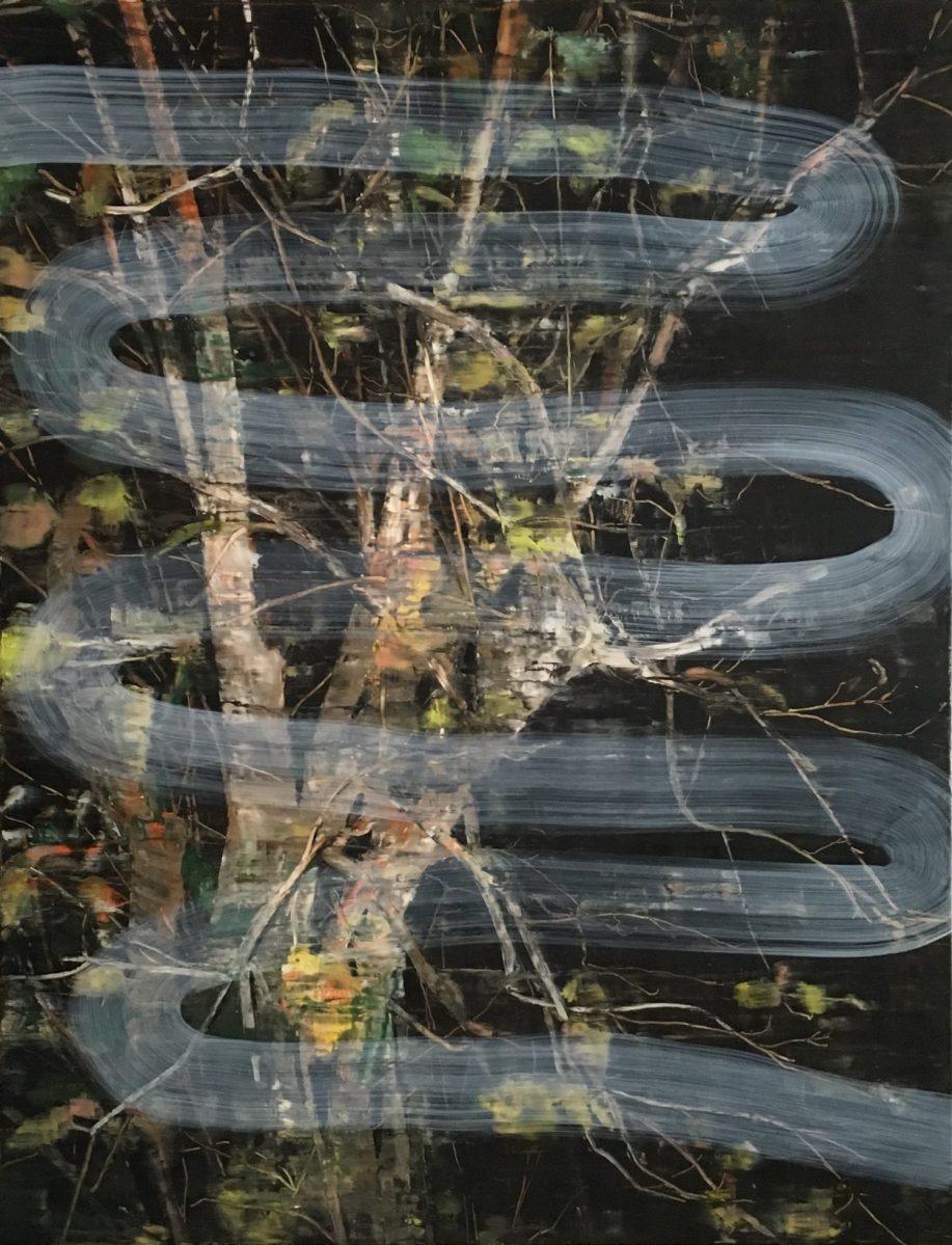 Una Ursprung, Untitled, 2017