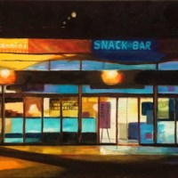 Ingrid Prill, Snack Bar, 2016