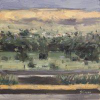 Simona Gocan, Landscape, 2018