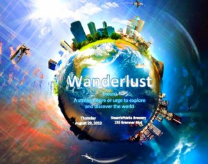 Illuminare Foundation Presents: Wanderlust