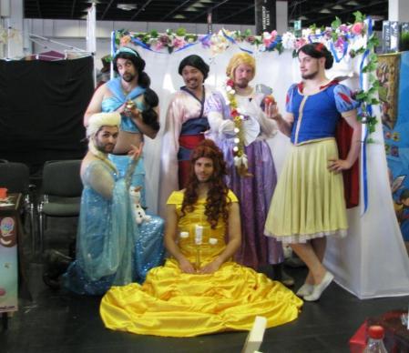 Disney-Prinzessinnen